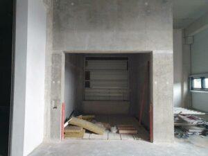 Selfstorage-Aufzug