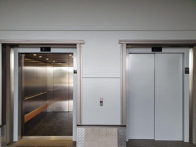 Selfstorage Aufzug